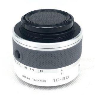 [BMC] Used Nikon 1 10-30mm f3.5-5.6 VR