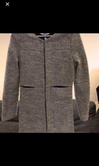 換季清倉,買超過100元免費送-OL風格優雅大衣