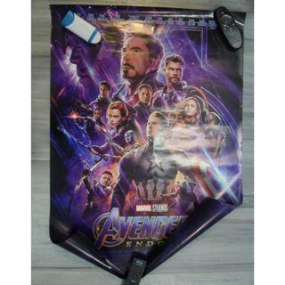 復仇者聯盟4 終局之戰 電影海報,Avengers