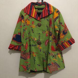 [PRELOVED] Blouse Batik