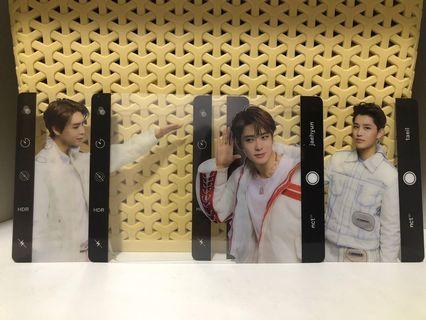 [WTB/WTT/WTS] NCT 127 Neo City Seoul - The Origin Postcard and Frame set