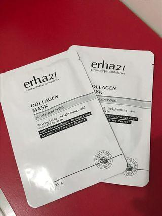 Erha Collagen Sheet Mask