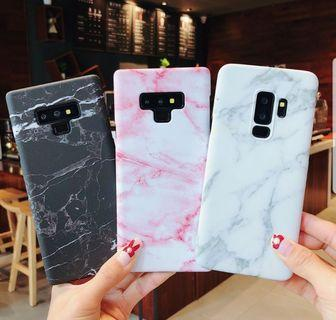 Marble hard cover for samsung