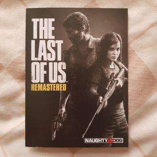 PS4 The Last of Us Remastered Digital Reg Asia