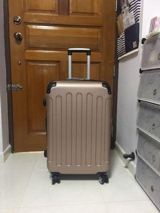 24 Inch Expandable Luggage Bag