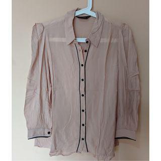 Dorothy Perkins Pink Shirt