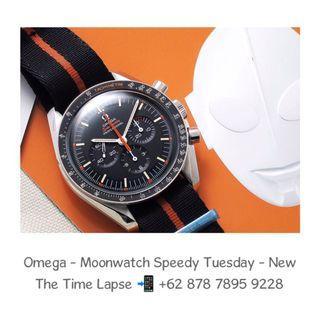 Omega - Moonwatch Speedy Tuesday 'ULTRAMAN' (New in Box)