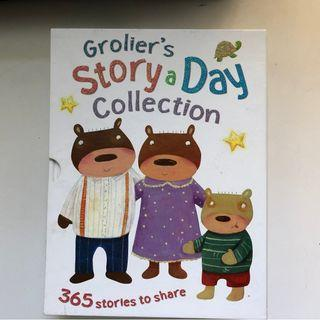 🚚 Grolier story a day [Moving out sale]