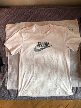Nike Run T-shirt Size L