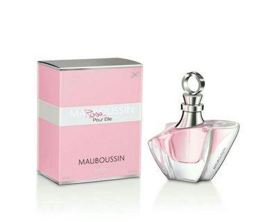 Mauboussin 夢寶星 Rose Pour Elle 瑰麗女性淡香精/1瓶50ml-新品正貨