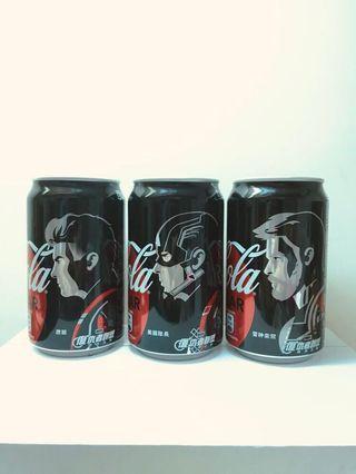 復仇者聯盟 可口可樂
