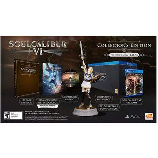 Soul Calibur 6 Collector Edition
