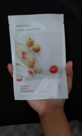 Innisfree Its Real Squeeze Mask