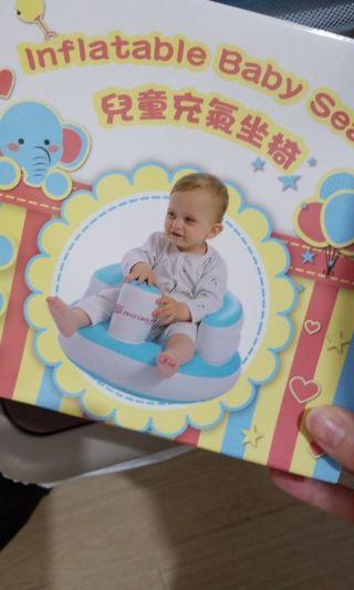 嬰兒充氣坐椅
