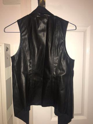Forever New Leather vest