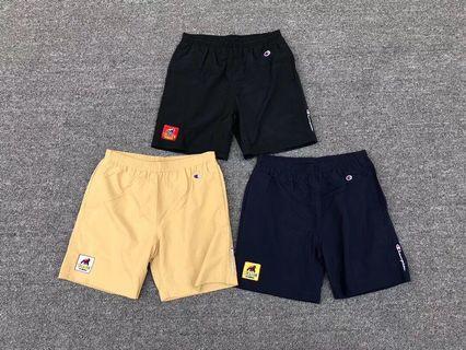 Champion  x XLARGE 短褲