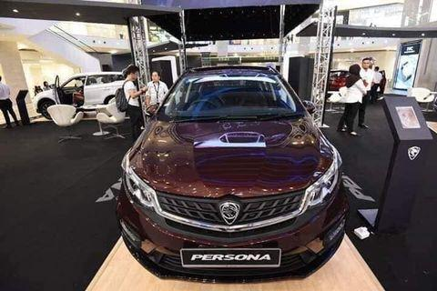 Proton Persona New Facelifts
