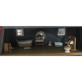 Sylvanian Families: Bathroom Set