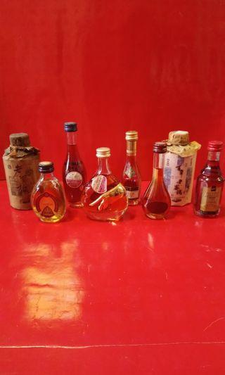 舊酒辦八樽