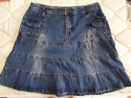 Mini Skirting Skirt