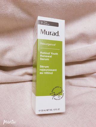Murad 激活青春再生精華retinol youth renewal serum 30ml
