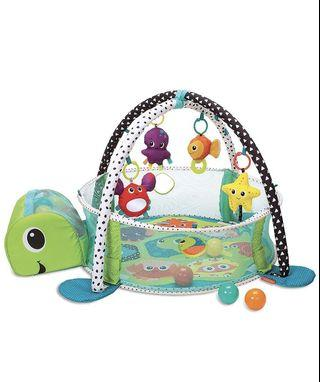 Infantino Activity Gym and Ball Pit