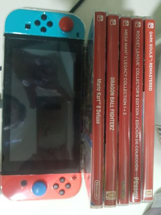 NEW - EXPLOITABLE w/ FW 3 0 0) Nintendo Switch Console, Toys & Games