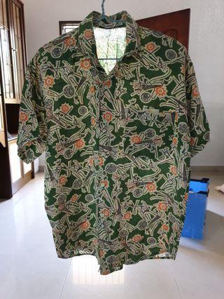 Men Batik Shirt