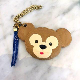 🚚 Duffy 達菲熊 吊飾 鏡子 迪士尼