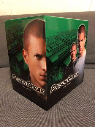 Prison Break (American TV show) DVDs season 1