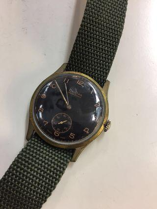 Delora Winding Sub Second Hand Vintage Watch