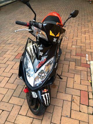 Kymco 2016 125cc