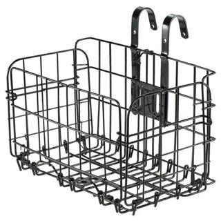 Bicycle Front Basket Foldable Bold Wire