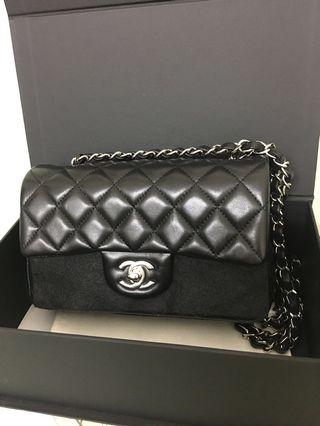 Chanel Bag20cm銀扣