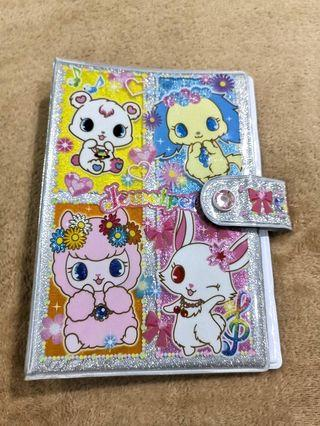 Jewel Pets Sticker Album / Pocket Planner