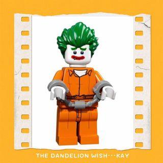 📮包平郵⭐️71017 LEGO Minifig Minifigures BATMAN Movie Series 2 Arkham Asylum Joker
