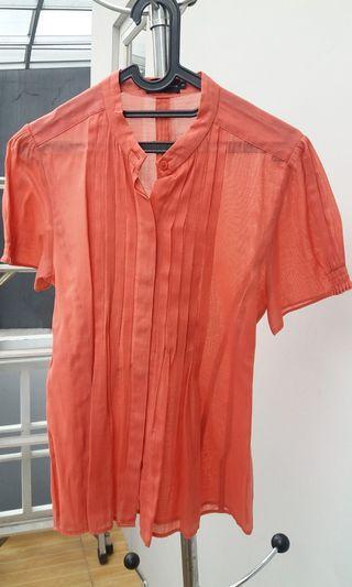 #BAPAU Executive blouse