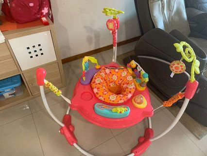 Fisher Price Jumperoo (pink)