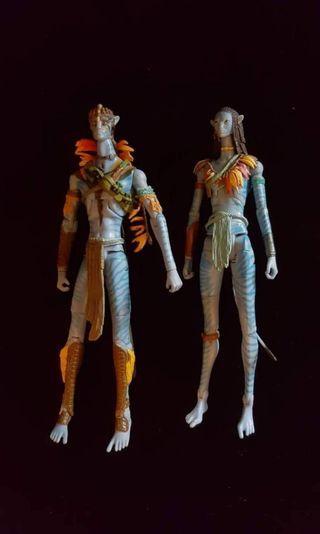 Avatar ( Brand Mattel ) ( 7 inch Up )