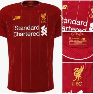 Liverpool 19/20 Home Jersey