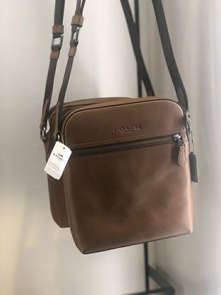 Coach Houston Men Flight Bag - Pre-order