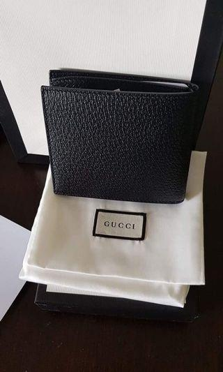 Authentic gucci man wallets
