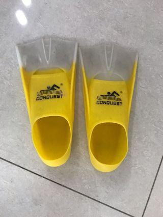 Conquest Flippers, Fin