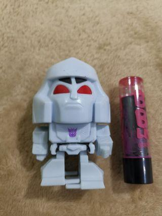 Promo 3 for 100php - McDonalds Transformer Figure