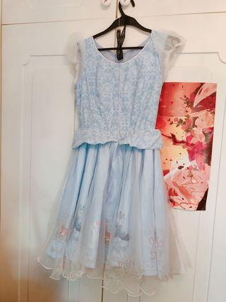 Cinderella secrethoney 原單 連頸鏈現放250