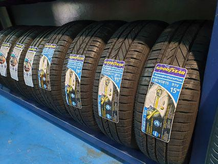 Goodyear Tyres Best Deal