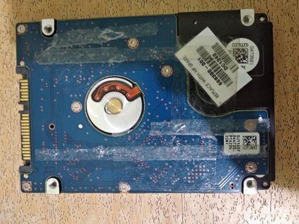 Hardisk HDD Hitachi 640Gb Normal 2,5 inchi
