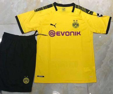 Dortmund 19/20 Home Jersey