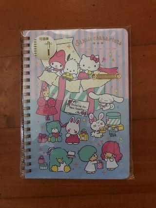 Hello Kitty 簿