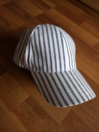 [BRAND NEW] Rubi Alicia Striped Cap